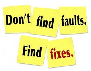 find fixes